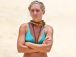 Survivor's Kat Edorsson: 'Not One Person Was On My Side'
