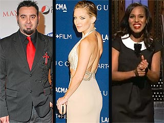 Kerry Washington's SNL Parody vs. Kate Hudson's Gala Glow – Who Was Foxier this Weekend?