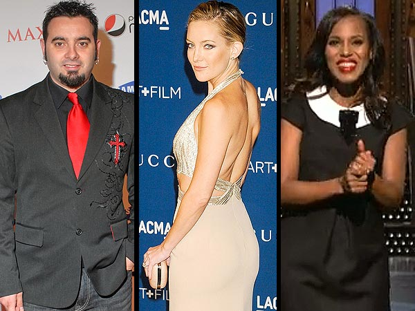 Chris Kirkpatrick Married, Kate Hudson LACMA Art + Film Gala, Nsync Reunites