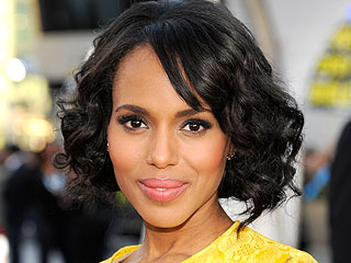 Inside Kerry Washington's Newfound Happiness