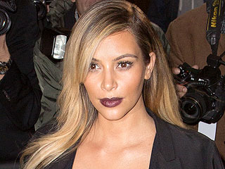 Kim Kardashian Shows Off Her Figure in (Another) Sexy Instagram Photo