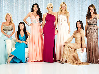 The Real Housewives of Beverly Hills's Carlton Gebbia: 'I'm a Witch'