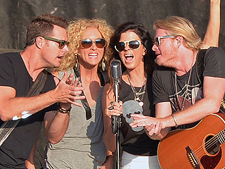 Little Big Town on the Meaning of 'Sober'