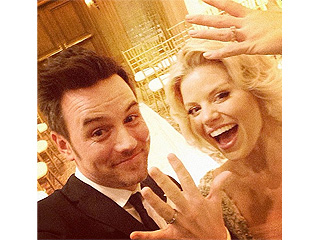 Megan Hilty Marries Brian Gallagher