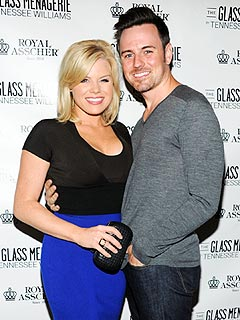 Megan Hilty Pregnant Expecting First Child Brian Gallagher