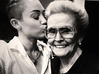 PHOTO: Miley's Latest Tattoo Is a Tribute to Her Grandmother