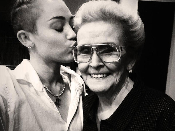 Miley Cyrus's Latest Tattoo Is a Tribute to Her Grandmother| Kat Von D, Miley Cyrus