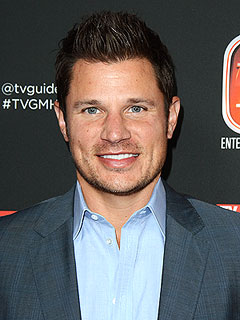 Nick Lachey TV Guide Hot List Party