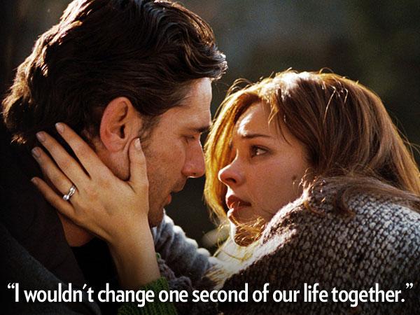 Rachel mcadams movie quotes