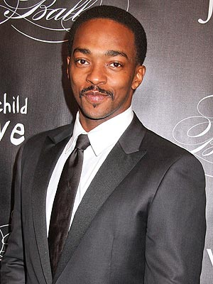 Anthony Mackie Arrested on DWI Charge