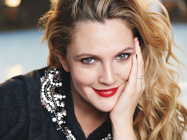 Drew Barrymore Women's Health