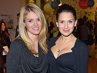 Expectant Daphne Oz Gets Baby Advice from New Mom Hilaria Baldwin