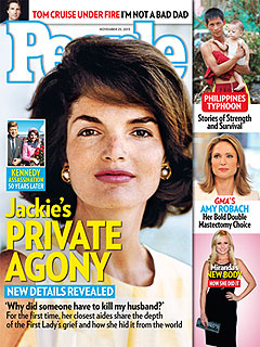 Jackie Kennedy: New Details of Her Heartbreak