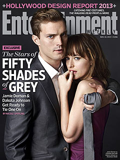 PHOTO: Jamie Dornan & Dakota Johnson Transform for Fifty Shades of Grey