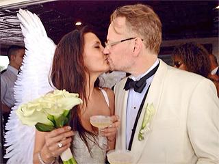 Mad Men's Jared Harris Marries Allegra Riggio