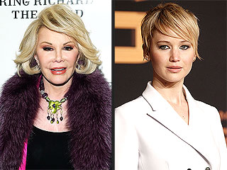 Joan Rivers Fires Back at Jennifer Lawrence for Criticizing Fashion Police