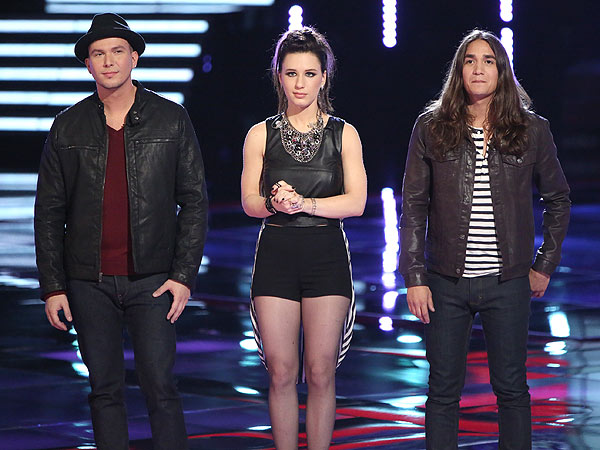 The Voice: Two Singers Are Cut, While Another is Saved, Thanks to Twitter