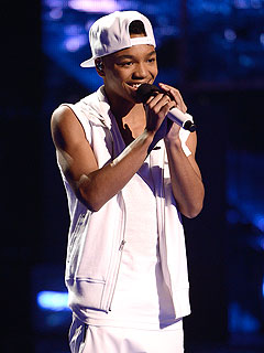 The X Factor: Josh Levi Is 'Straight Up' the Star of the Night