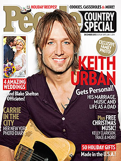 Keith Urban: Marriage and Family Takes Work on a Daily Basis