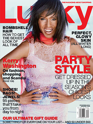 Kerry Washington Spoofs Her Magazine Covers| The Ellen DeGeneres Show, Ellen DeGeneres, Kerry Washington