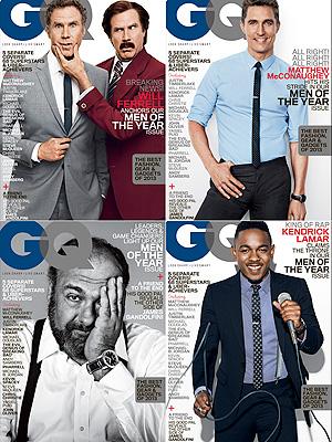 Justin Timberlake Doesn't Think He's Cool| James Gandolfini, Justin Timberlake, Kendrick Lamar, Matthew McConaughey, Will Ferrell