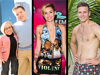 Little Photo Shows Big Love, Survivor Star Gets Engaged & More from the Weekend