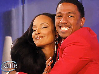 VIDEO: Nick Cannon's Awkward Run-In with His Ex-Fiancée Selita Ebanks