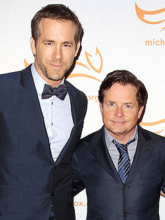 Why Ryan Reynolds Says Michael J. Fox Is Unsinkable