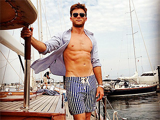 Scott Eastwood 'Didn't Really Pay Attention' to the Buzz About His Looks