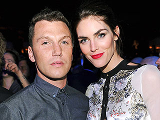 Newly Engaged Sean Avery and Hilary Rhoda Party in New York