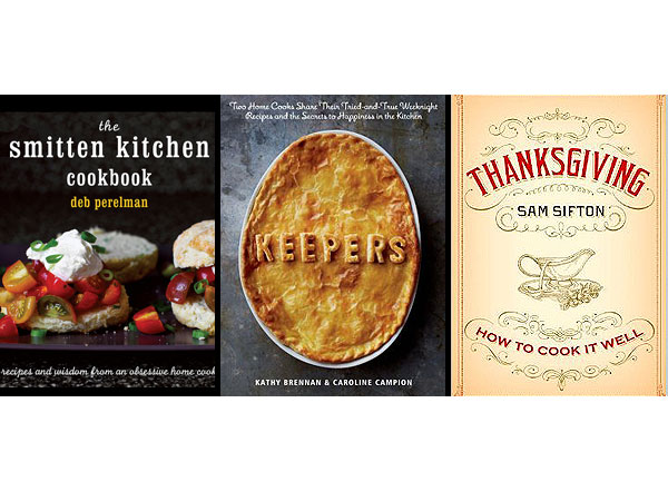 What We're Reading This Weekend: Cookbooks with Thanksgiving Ideas