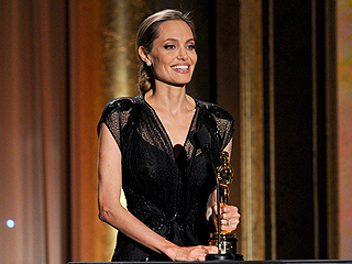 Angelina Jolie: 'My Family Makes Everything Possible'