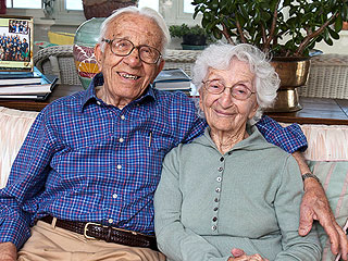 Meet the Couple Who've Been Married for 81 Years