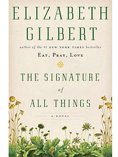 What We're Reading This Weekend: Buzzy New Novels| The Lowland, The Signature of All Things, We Are Water, Books, What We're Reading, Elizabeth Gilbert, Jhumpa Lahiri, Wally Lamb