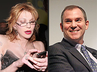 Only in N.Y.C: Guess Who Found Courtney Love's iPhone in His Cab