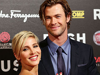 Second Child on the Way for Chris Hemsworth and Elsa Pataky