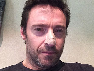 Hugh Jackman Treated for Skin Cancer
