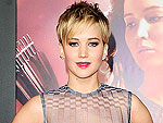You Won't See the Catching Fire Premiere Like This Anywhere Else | Jennifer Lawrence