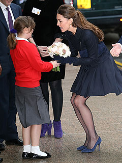 What Made Kate Stay at Charity Visit an Extra Hour?