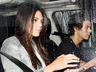 New Couple Alert? Kendall Jenner and Harry Styles Grab Dinner