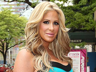Nine Months Pregnant with Twins! Kim Zolciak Shares Baby Bump Selfie