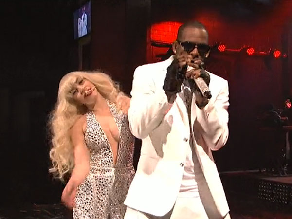 Lady Gaga Hosts Saturday Night Live