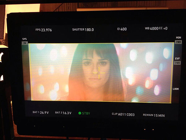 Lea Michele Is Doing 'Much Better,' Is Focused on Work and Close Friends