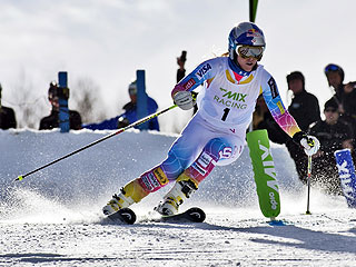 Back After 10 Months, Lindsey Vonn Tells Doubters: Don't Count Me Out