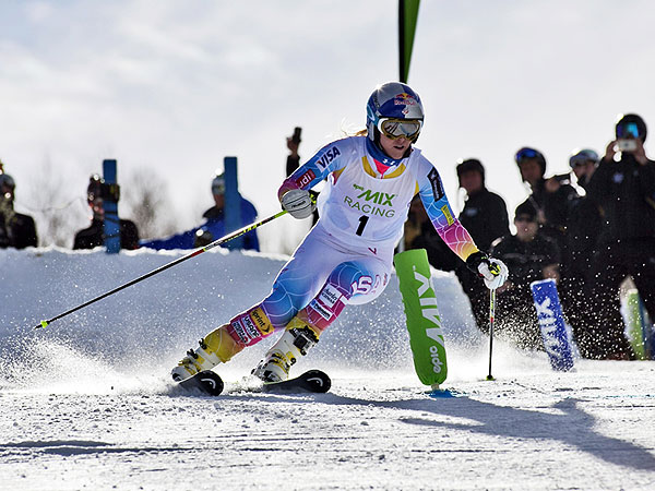 Lindsey Vonn on Her Skiing Injury: This Is Only a Temporary Setback| Olympics, Sickness & Injury, Health, Lindsey Vonn