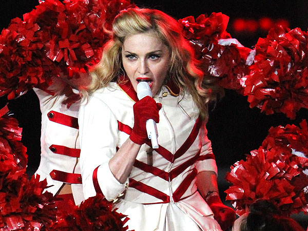Ka-ching! Madonna Out-Earns Musicians Half Her Age in 2013