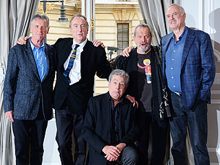 Monty Python Reunion Is Set!