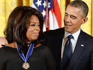 Bill Clinton, Oprah Winfrey Honored with Presidential Medal of Freedom