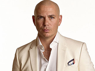 Rapper Pitbull Shares His Tips for Being Sexy