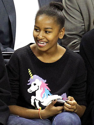 Sasha Obama ASOS Sweater